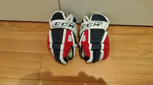 Gants de hockey junior