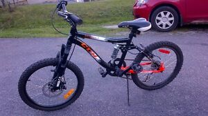 Boys or Girls BMX/Mountain Bike 5- Speed