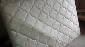 Double Mattress and Box Frame