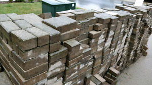 Interlocking Bricks 0.25 cents each or all for 150