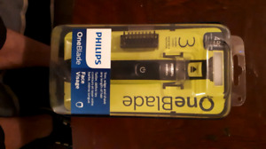Phillips OneBlade Shaver (New in Box)