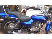 Kawasaki 125cc eliminator