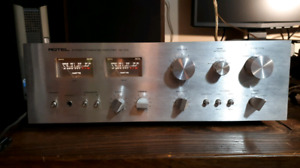 Rotel integrated amplifier RA-414, Amp