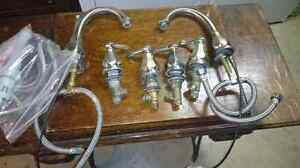 american standard bathroom faucets 2 sets 300 obo