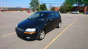 2006 Chevy Aveo for sale.