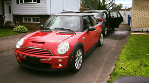 Mini cooper s supercharged ou echange