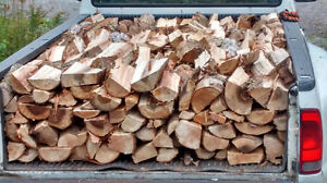 1/2 Cord Maple Yellow Birch Firewood