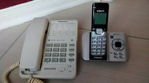 A1 PHONES, PANASONIC AND VTECH