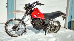 XT550 Yamaha