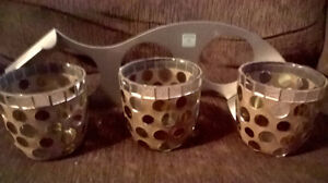 Party Lite stunning Candle holders. Great Christmas gift Kitchener / Waterloo Kitchener Area image 2