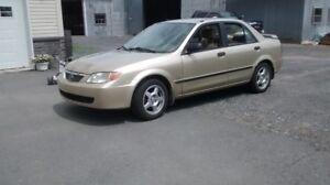Mazda Protégé 2001