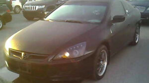 2007 Honda Accord Coupe (2 door) West Island Greater Montréal image 1