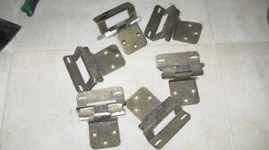 Cabinet hinges - 6