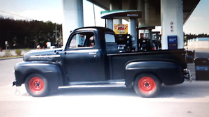 1952 Canadian made Ford F1
