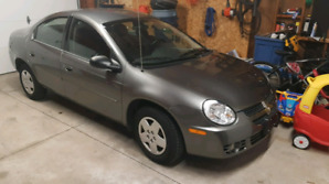 2005 dodge neon-Only 85,000kms