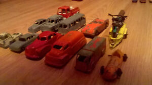 VINTAGE  LOT OF LONDON TOY AND TOOTSIE TOY VEHICLES London Ontario image 2