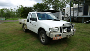 2001 Holden Rodeo 4x4 Tennant Creek Tennant Creek Area Preview