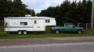 2001 fifth wheel mallard @7500 firm