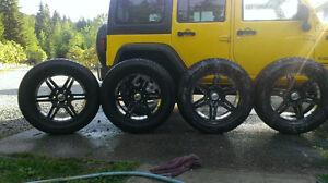 Brand New Condition 20inch 6 Bolt G-FX Wheels.