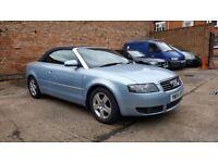 2004 Audi A4 Diesel TDI Automatic Convertible