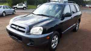2006 HYUNDAI SANTA FE V6 LOADED!  GREAT CONDITION!