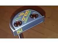 Custom Colour Fill Titleist Scotty Cameron Golo 5R Mallet Putter