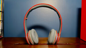 Beats by dr.dre Solo HD RED - Special Edition