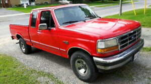 1993 Ford F-150 Ext Cab 4x4 Southern Truck