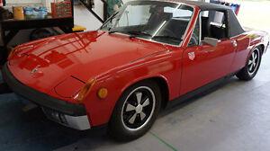 1973 Porsche 914 2 litres Coupé (2 portes)