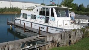 burscraft house boat Sarnia Sarnia Area image 1