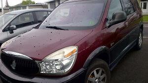 SUV VUS Buik Rendez-Vous 2004,très propre,pas de rouille,bas KM
