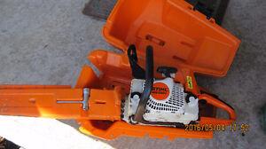 16 in Stihl chainsaw