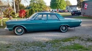 1965 FORD CUSTOM 500 - MINT CONDITION