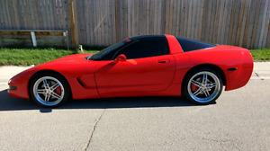 Corvette LS1 C5