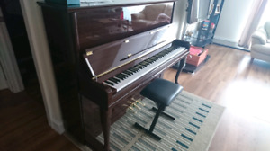 Upright Piano Mint Condition