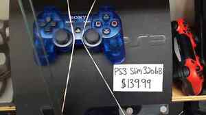 PS3 Systems  --  519-439-7772