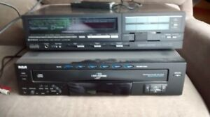 Tuner and CD Changer