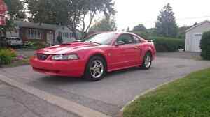 Ford mustang 2004 40 anniversaire