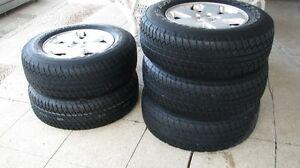 Jeep Tires & Rims