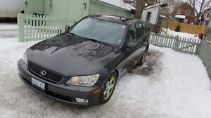 2003 Lexus IS Hatchback