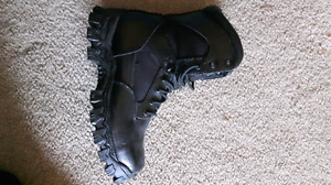 Tactical boots size  8 mens 9 womens