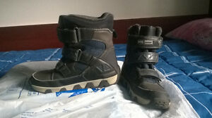 WINTER SHOES FOR BOYS SIZE 33 (1,5)