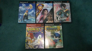 Selling PlayStation 2 Games