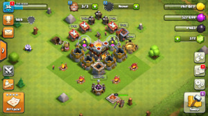 Clash of clans Th 11 engineered base