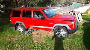 1997 Jeep Cherokee PARTS ONLY!
