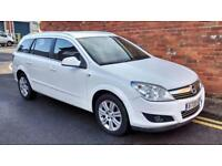 Vauxhall Astra 1.7 CDTI ECOFLEX ESTATE LHD LEFT HAND DRIVE 2009 SPANISH REGISTER