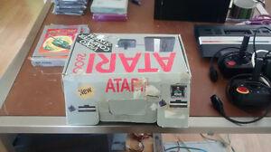 Atari 2600 junior en boîte + 15 jeux
