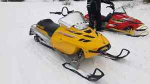 2000 Ski doo Summit 700