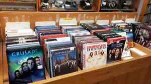 1000's of Blu-Rays+DVDs+CDS☆Buy 3 -get 1 Free!  551 Richmond St. London Ontario image 5