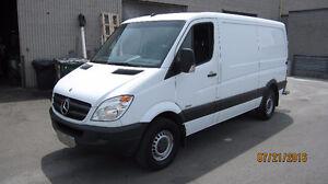 2012 Mercedes-Benz Sprinter Van 2500 Minivan, Van